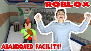 ESCAPE THE CREEPY ABANDONED FACILITY in ROBLOX FLEE THE FACILITY - ESCAPE THE CREEPY ABANDONED FACILITY in ROBLOX FLEE THE FACILITY (en anglais seulement) COURS, CACHE-TOI, ÉVADE !