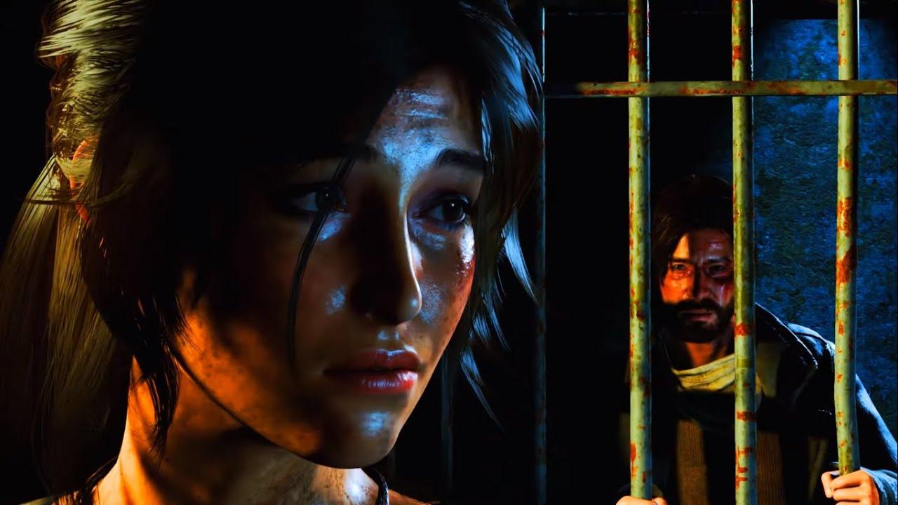 Tomb Raider 2013 - Reshade Graphics Mod - Gameplay - Part