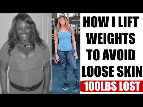 How I Lift to Avoid Loose Skin | 100lbs Lost | Leg Day at #MuscleBeach | @CookieMiller