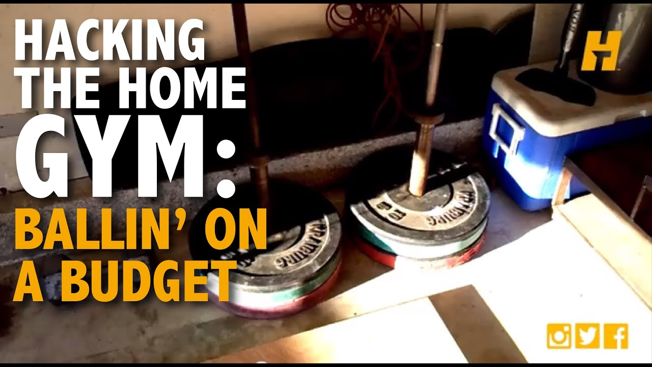 How to build your own home gym on a budget homemade ftempo