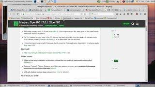 Manjaro Linux OpenRC : elle devient quoi ?