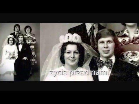 Rocznica ślubu. 40lat Moich Rodziców.