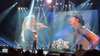 Tim McGraw and Faith Hill - Soul2Soul - Lincoln, NE