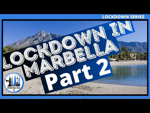 Coronavirus interview from Spain Lockdown COVID-19