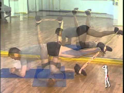Elastiband Sveltus exercices