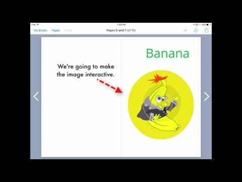 Adding audio to Book Creator eBook