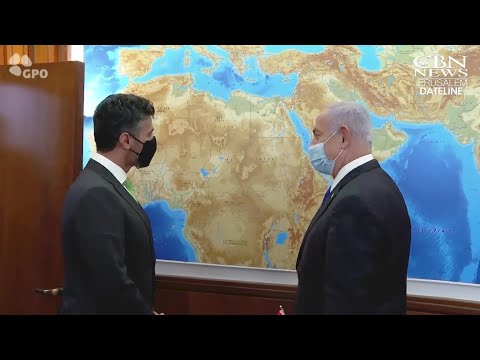 The UAE's First Ambassador To Israel Officially Takes Post In Tel Aviv