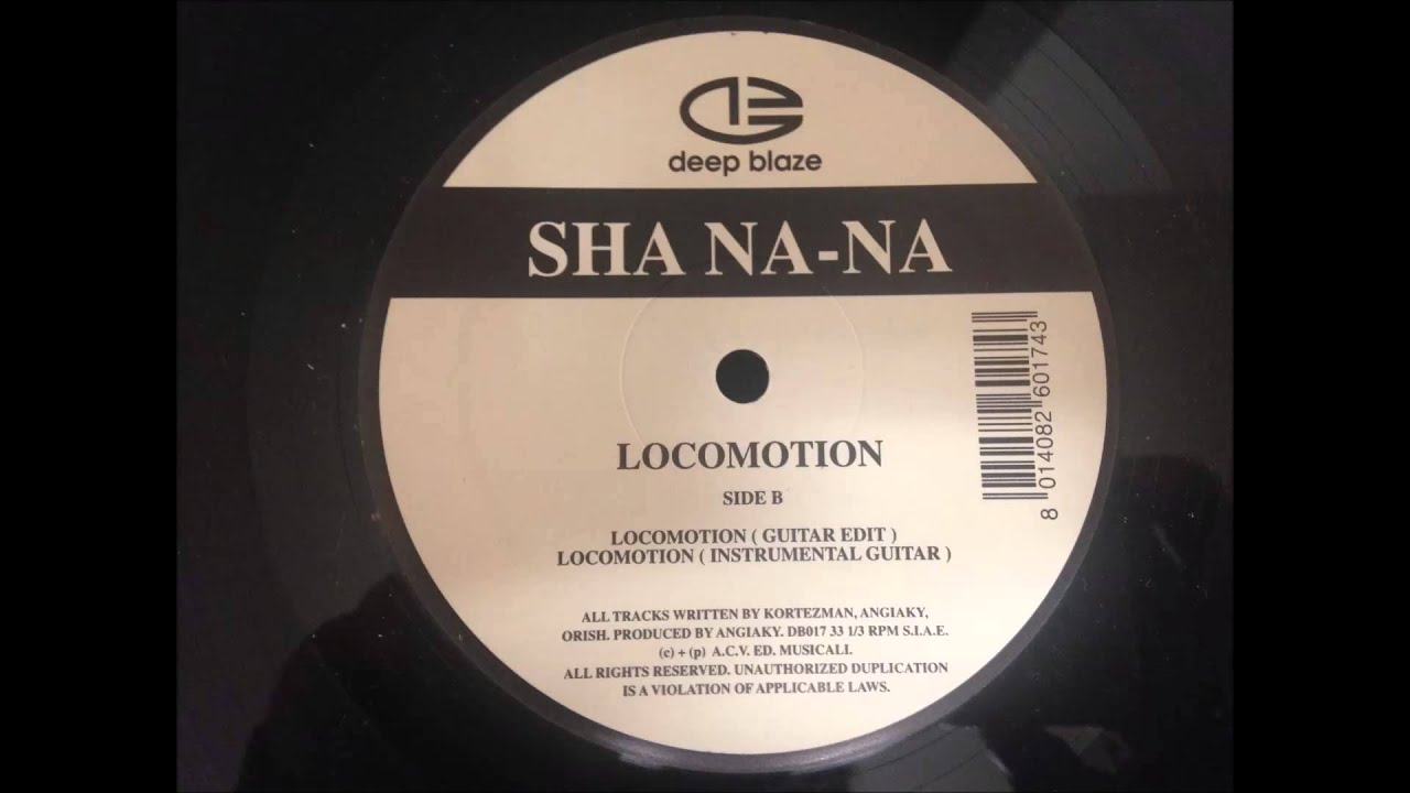 Sha Na-Na - Locomotion