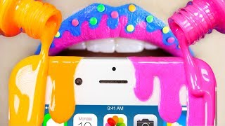 Diy Phone Case Life Hacks! 20 Phone Diy Projects & Popsocket Crafts!