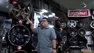 Download Mp3 Koleksi Velg Rays Te37 Terbanyak Di Indonesia | Vlog 02