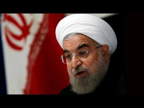 ◼️ Rouhani Alerta EUA Para Incumprimento De Acordo Nuclear