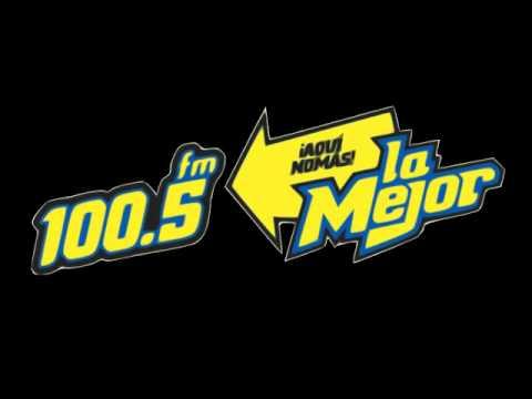 ID 2015 La Mejor XHBCC-FM 100.5 MHz & XEBCC-AM 1030 kHz Ciudad del Carmen, Mexico