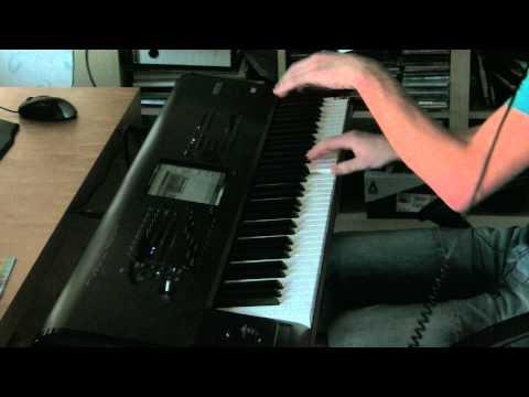 RcK - Titanium piano cover (David Guetta, Sia, Mary J. Blige)