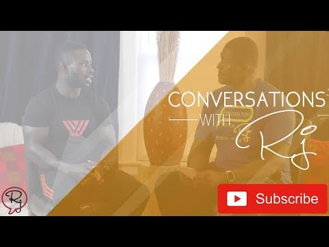 Health & Fitness | Episode 3 | Ralph Johnson Guest Walmbegan N'Dure | Part 1