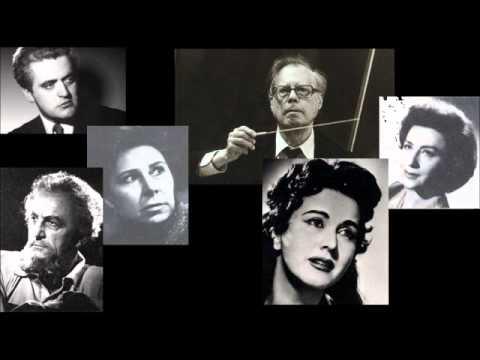 Karl Böhm, Cosi fan tutte, della Casa, Ludwig, Dermota, Kunz