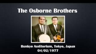 【CGUBA283】The Osborne Brothers 04/02/1977