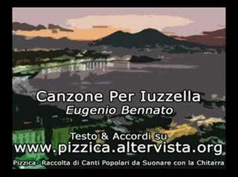 Canzone Per Iuzzella - Eugenio Bennato