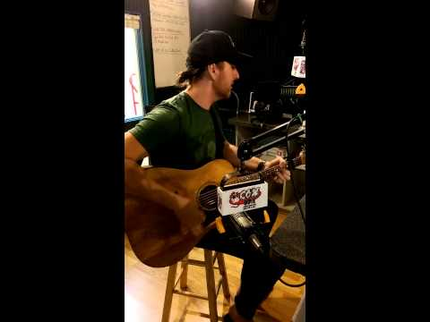 Grayson - 'One Girl' Live on Radio Cow 97 in Sparta WI