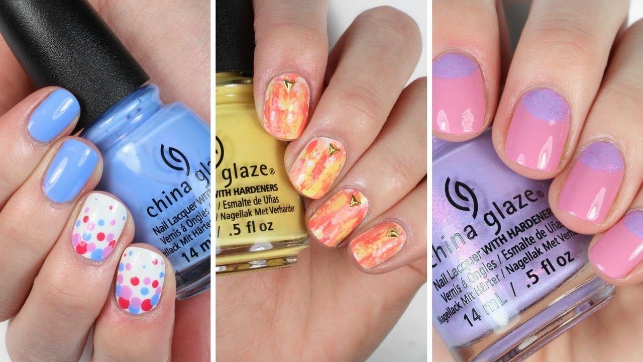 China Glaze Nail Art Designs | Hession Hairdressing