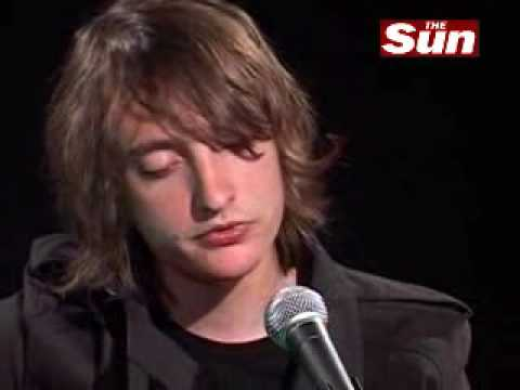 The Enemy - Sing When You're In Love (acoustic) - The Sun 18/05/09