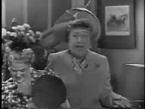 The George Burns and Gracie Allen - BEVERLY HILLS UPLIFT - Season 2 | Episode 2 - 2 of 3