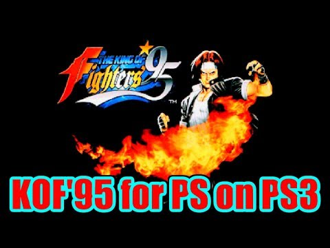 草薙京(KUSANAGI Kyo) - THE KING OF FIGHTERS '95 for PlayStation on PS3