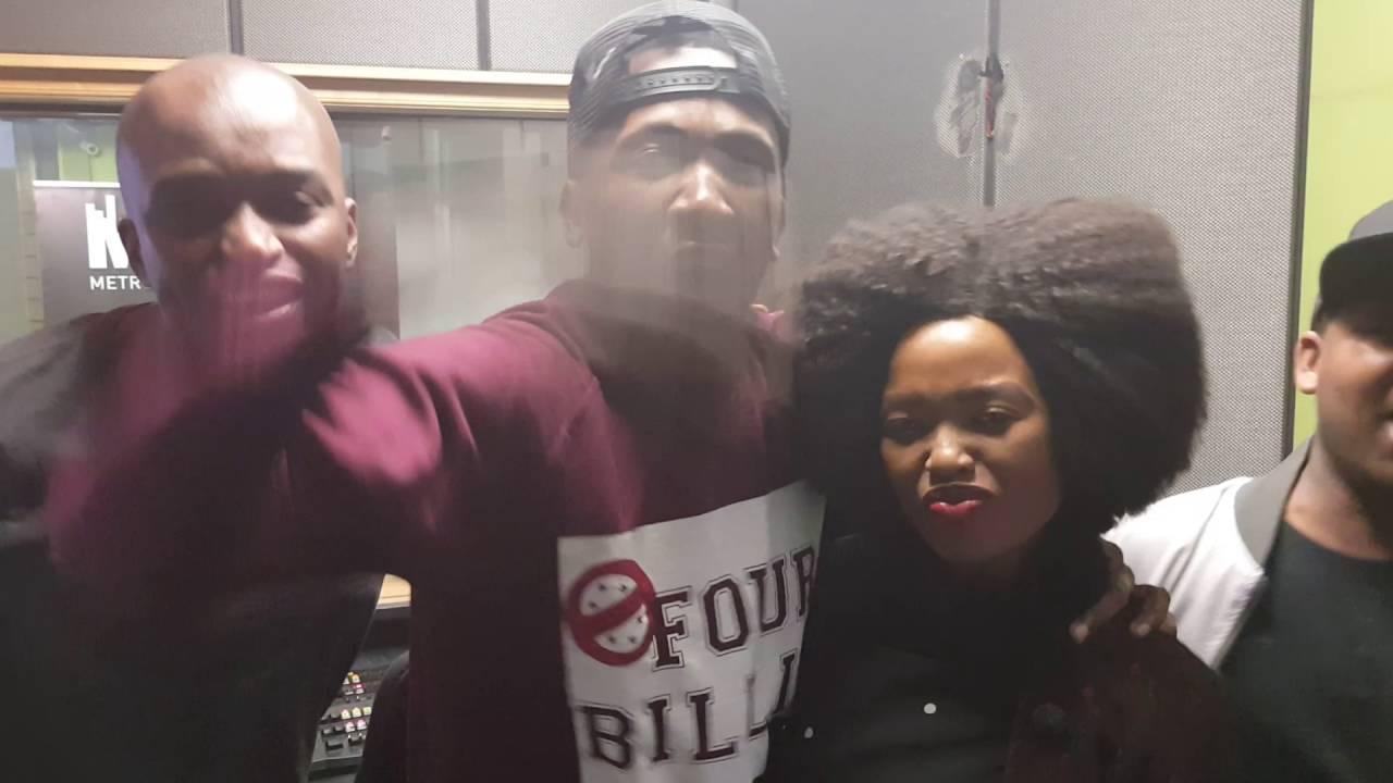 Dj jawz, NAked, Ntombi and JJ - YouTube