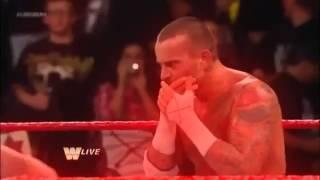 WWE AnonimCam - Revenge will come ( RAW 11.3.13)