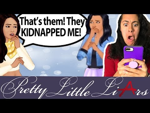 Confronting My Friend's Kidnapper!!! - Pretty Little Liars: To Die For