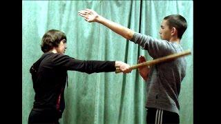 Вин Чун кунг-фу: урок 27. ЧУМ КИУ ТАО (МАН САУ - ищущая рука)