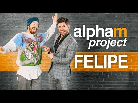 Alpha M. Project Felipe | A Men's Makeover Series | S5E2