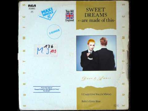 Eurythmics - Sweet Dreams (Are Made Of This) Original 12 inch Version 1983