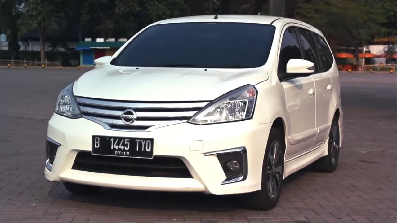 All New Nissan Grand Livina - Product Review - YouTube