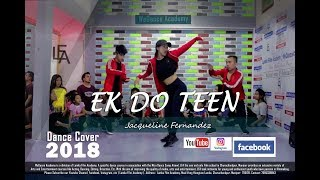 Ek Do Teen Song | Baaghi 2 | WeDance Academy- Alan Rinawma Dance Choreography (Extended Video)- 2018