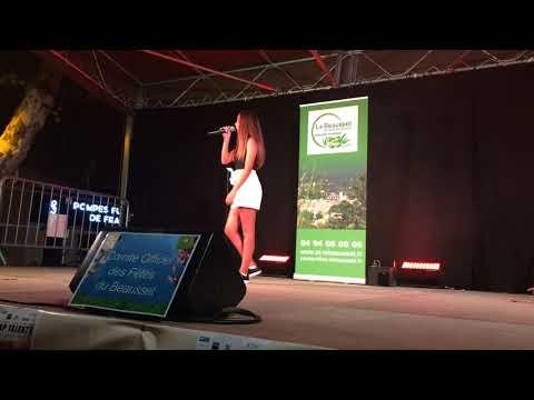 LOLA /1er prix pop talent / on my own irène cara