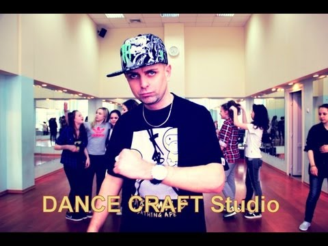 DANCE CRAFT Studio - 5 различных связок 0604 team leader: Alexandr Borisov