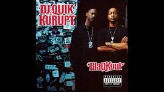 DJ Quik & Kurupt Hey Playa Instrumental