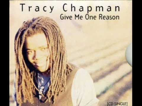 Tracy Chapman - Give Me One Reason (Lyrics in description)
