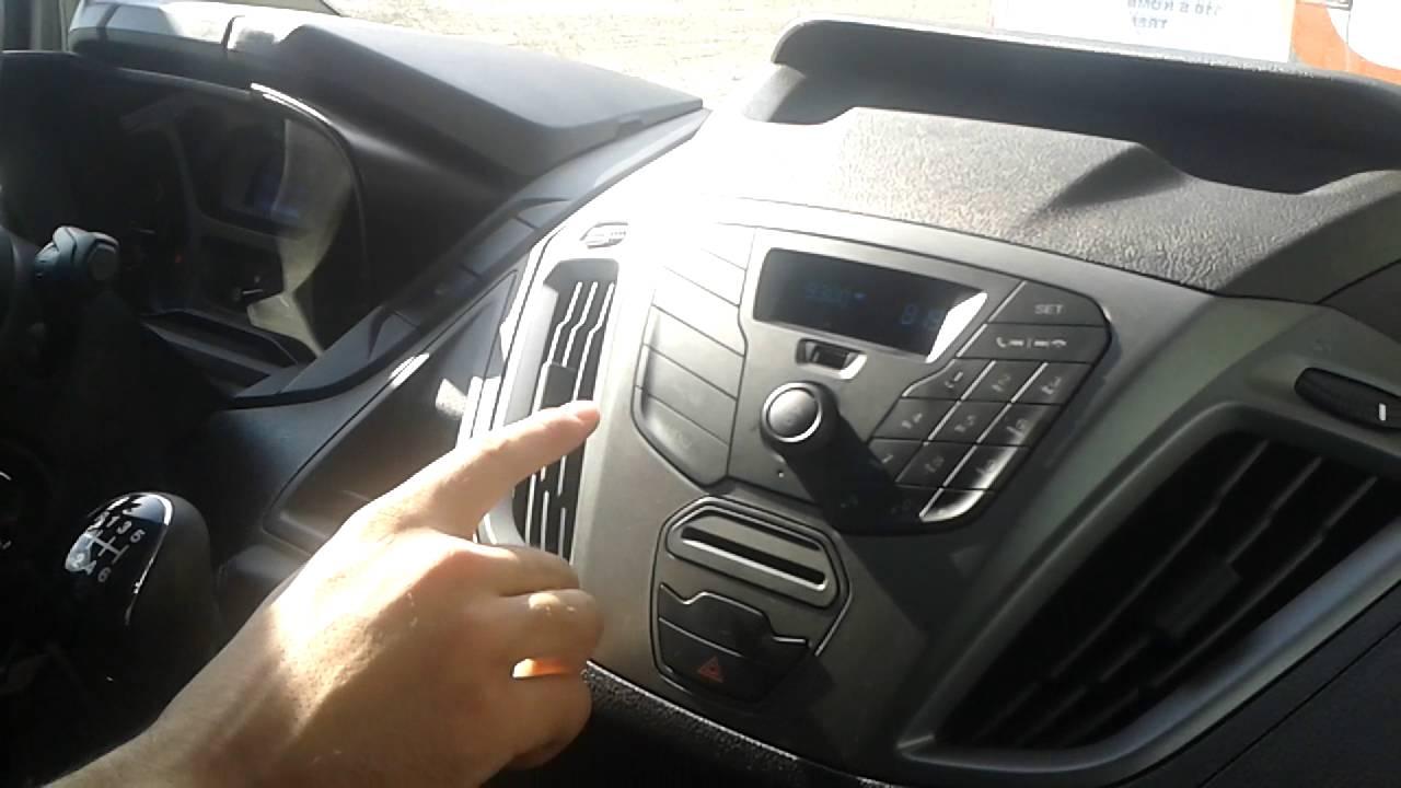 Ford Transit Bluetooth Baglantisi