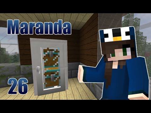 Minecraft    Maranda    S02E26    Davincing Fridge & Starr Moves In!