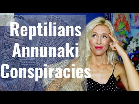 How To DEAL With CONSPIRACY Theories | ANNUNAKI | Reptilians