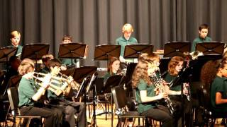 HTMS 2011 Fall Concert - The Monster in the Closet