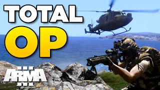 TOTAL OP | ARMA 3 Operation Azure Island