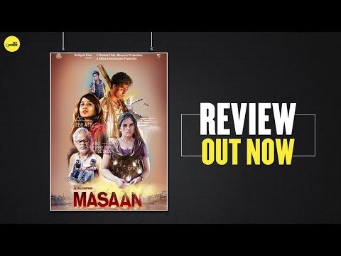 Masaan | Movie Review | Anupama Chopra