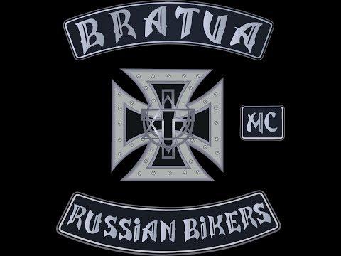 Bratva MC Russian Bikers.  The last meet up of the season 2017.