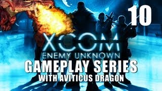 XCOM Enemy Unknown - Gameplay - Part 10 - Operation Purple Thunder