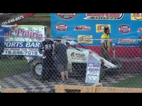 UMSS Traditional Sprint Feature at Cedar Lake Speedway 07/14/2018