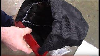 Toro Trash Bag Kit - Unboxing