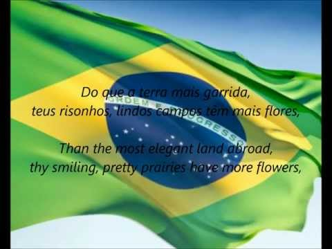 Brazilian National Anthem -