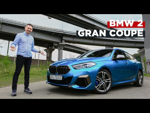 BMW 2 Gran Coupe | BigTest самого компактного купе БМВ